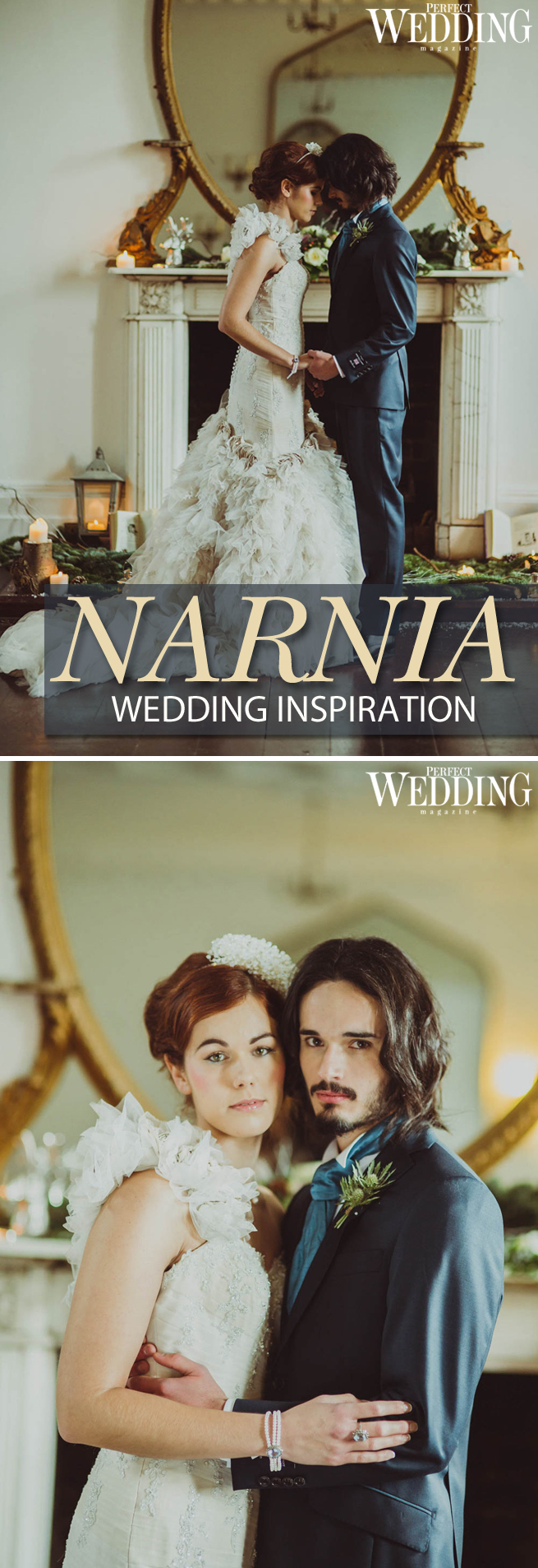 Wedding Style Shoot, Wedding Decor, Winter Wedding, Narnia, Narnia Wedding Inspiration, Perfect Wedding Magazine, Perfect wedding Blog, UK Weddings, Winter Wedding Decor, Tides Events