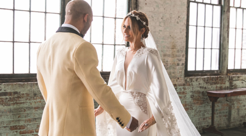 Pia Toscano, Pia Toscano Wedding, Jimmy R.O. Smith, Metropolitan Building, New York Wedding, Perfect Wedding Magazine, Perfect Wedding Blog, Michael Costello, Celebrity Bride