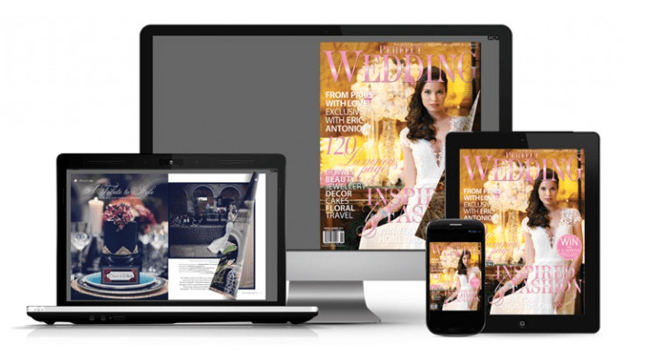 Luxury Wedding Magazine and Luxury Travel Perfect Wedding Magazine