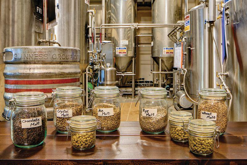 Guinness distillery Dublin Ireland