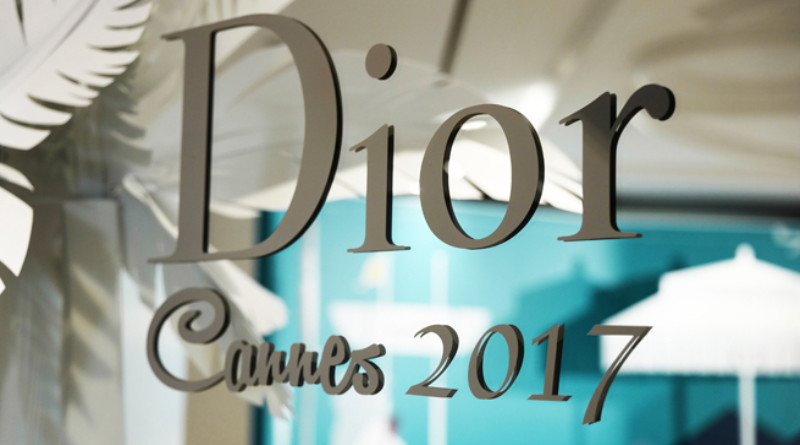 Dior Cannes, Dior Suite, Hotel Barriere Le Majestic, Cannes70, Cannes Film Festival, Festival de Cannes, Dior Makeup