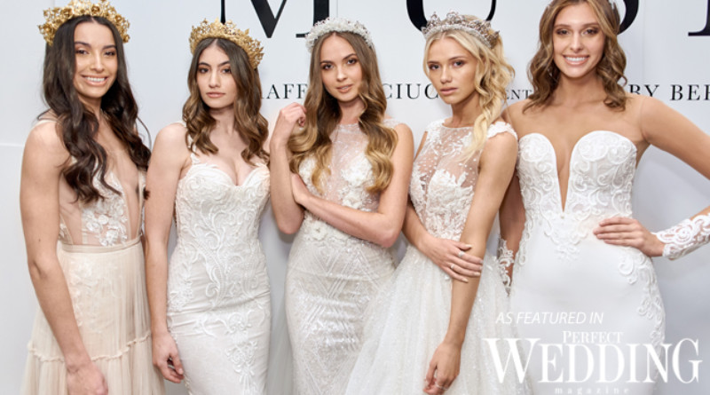 Raffaele Ciuca Bridal, Muse by Berta, Australia Weddings, Perfect Wedding Magazine, Viktoria Novak