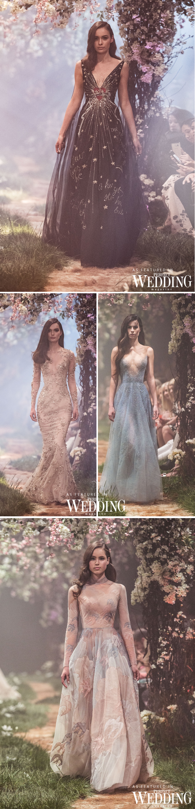 Paolo Sebastian, Paolo Sebastian Couture, Paolo Sebastian Once Upon a Dream, Once Upon a Dream, Couture Collection, Wedding dresses, Disney, Perfect Wedding Magazine, Disney wedding, Disney Bride, Perfect Wedding Blog