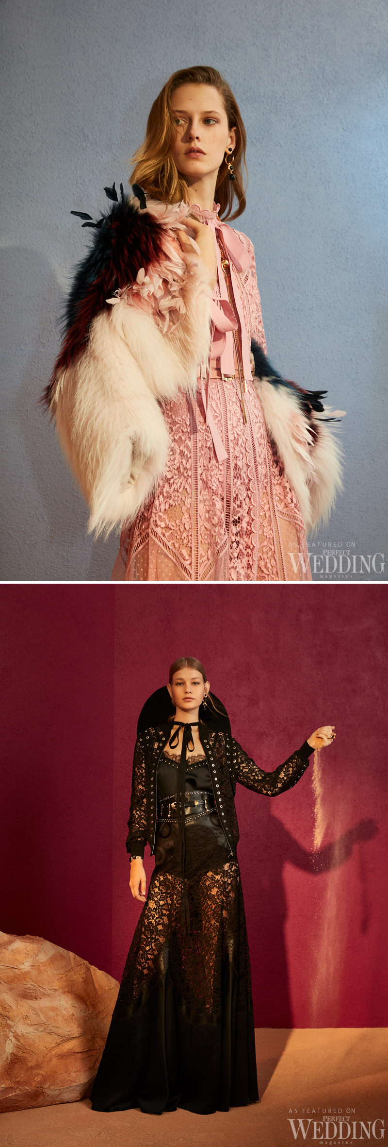 Wedding Magazine, Elie Saab, Elie Saab Pre-Fall 2018 Ready to Wear, Westbound Detour, Perfect Wedding Magazine, Perfect Wedding Blog, Elie Saab Shoes, Elie Saab Clutch,