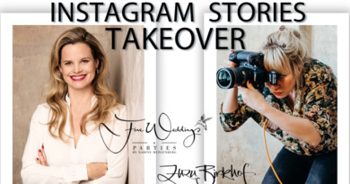 Instagram takeover