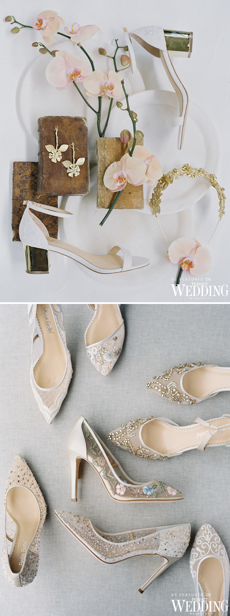 Bella Belle Shoes, Bella Belle Euphoria, Bella Belle 2018, Handmade Shoes, Bridal Shoes, Romantic Shoes, Perfect Wedding Magazine, Perfect Wedding Blog, Bridal Fashion, Bridal look