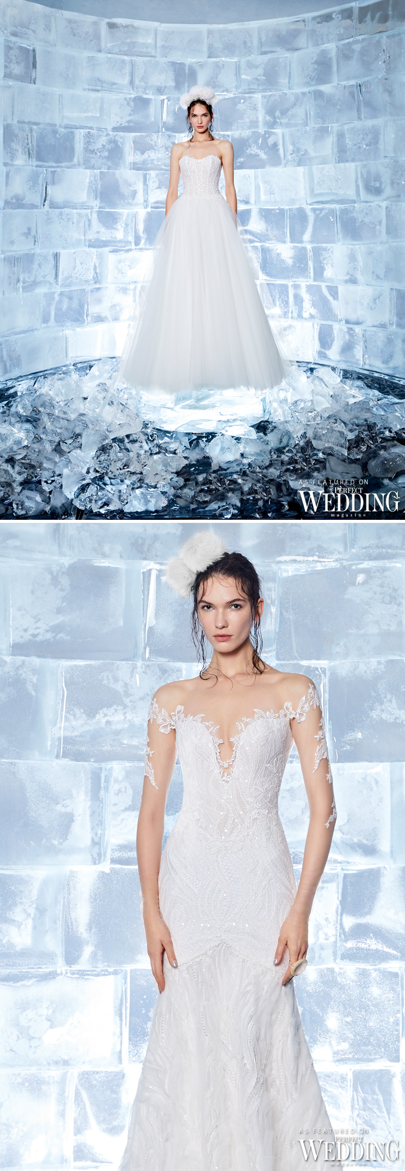 Ines by Ines Di Santo, Ines Di Santo, Ines Di Santo Wedding dresses, Wedding Gowns, Savvy Bride, Wedding Dresses Fall 2018, Perfect Wedding Magazine, Perfect Wedding Blog