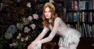 Viktoria Novak, Viktoria Novak Immortal Renaissance, Bridal Milliner, Perfect Wedding Magazine, Perfect Wedding Blog
