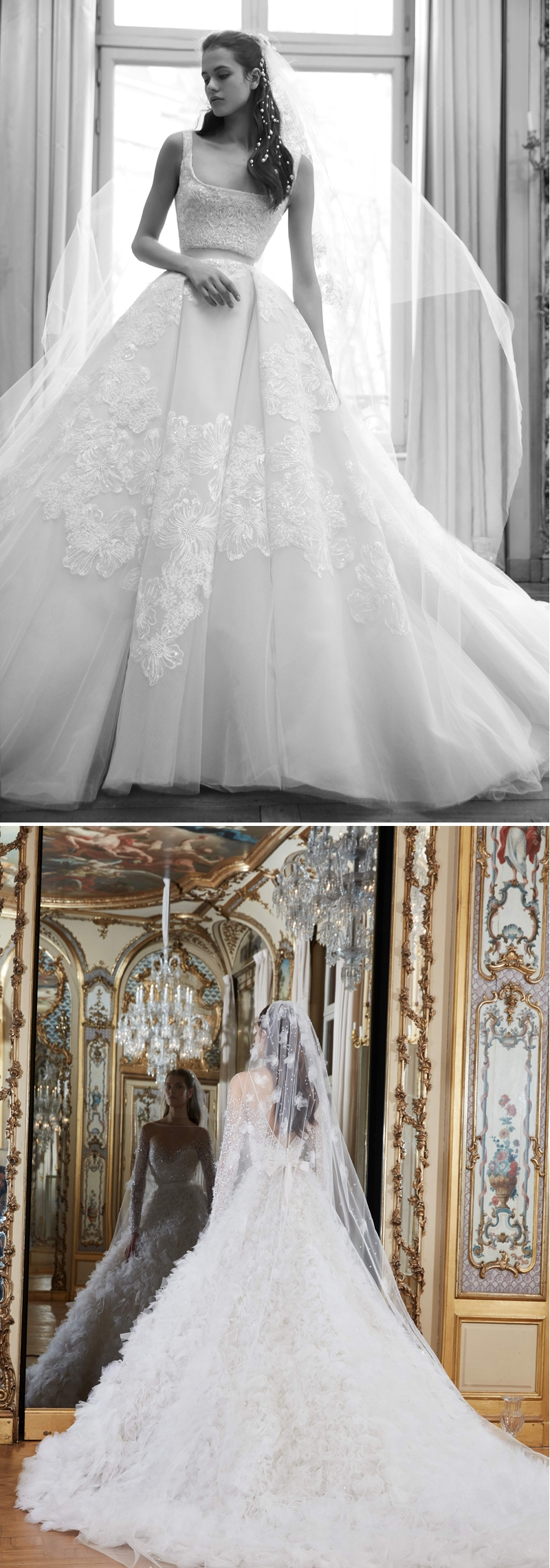 2e9c6adfe1 ELIE SAAB SPRING 2019 BRIDAL COLLECTION