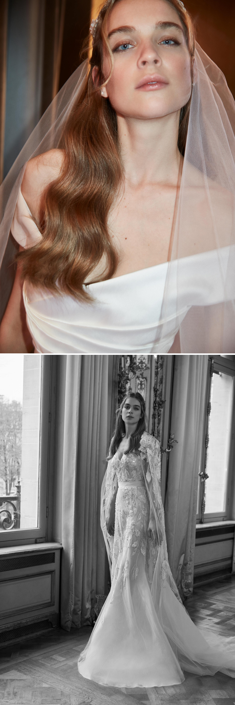 Bal de Vienne, Elie Saab, Elie Saab Bridal, Elie Saab Spring 2019 Bridal Collection, Elie Saab Bal de Vienne, Elie Saab Bride, Elie Saab Wedding Dresses, Perfect Wedding Magazine, Spring 2019 Bridal Trends