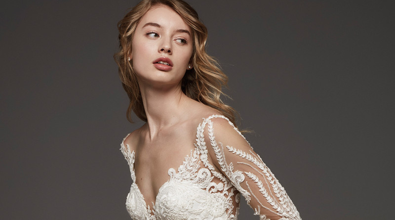 Pronovias, Atelier Pronovias, Pronovias 2019 preview, Hervé Moreau, Pronovias Wedding Dresses, Perfect Wedding Magazine, Pronovias Bride