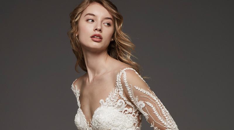 Pronovias, Atelier Pronovias, Pronovias 2019 preview, Hervé Moreau, Pronovias Wedding Dresses, Perfect Wedding Magazine, Pronovias Bride