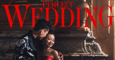 Perfect Wedding Magazine Spring 2018 Cover