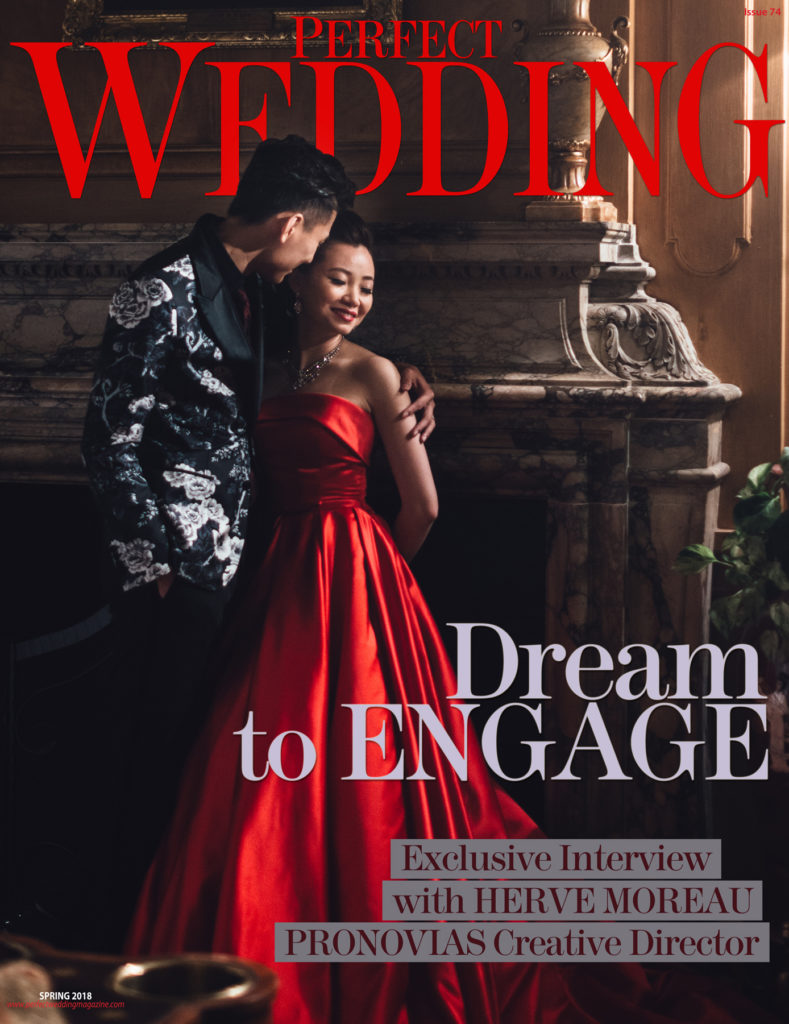 Perfect Wedding Magazine Spring 2018 - Dream to Engage