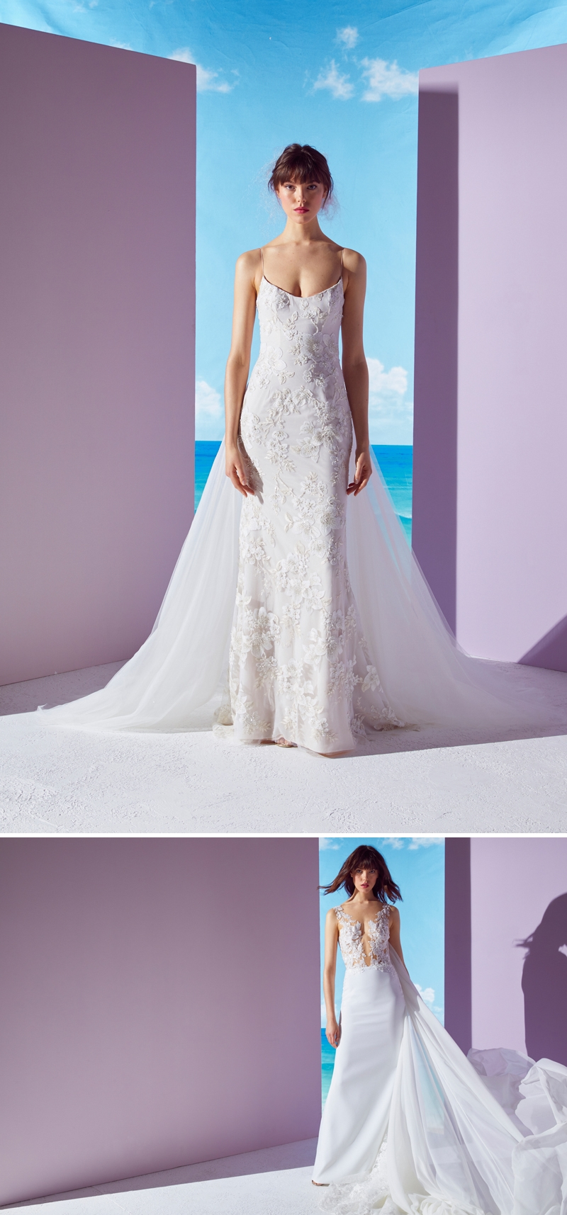 Ines Di Santo, Ines by Ines Di Santo, Ines by Ines di Santo Spring 2019, Savvy Bride, Wedding Gowns, Bridal Trends, Bridal Fashion, Canadian Designer, Perfect Wedding Magazine, Perfect Wedding Blog