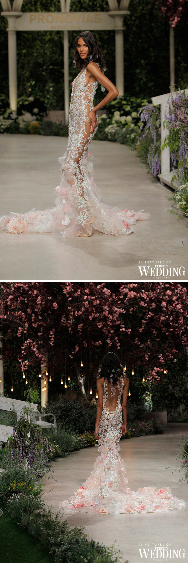 Pronovias, Atelier Pronovias, The Making of Pronovias Dress, Herve Moreau, Atelier Pronovias 2019, Pronovias Carolina Dress, Perfect Wedding Magazine, Wedding Trends 2019, Pronovias Bride
