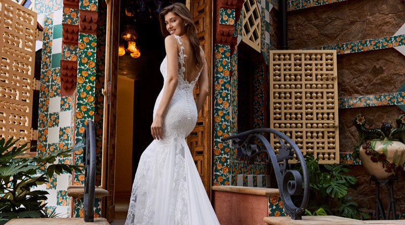 PronoviasXKleinfeld, PronoviasXKleinfeld Capsule Collection, PronoviasXKleinfeld brirdal collection, Wedding Gowns, 2019 Bridal Trends, Bride, Perfect Wedding Magazine, Wedding Magazine, Pronovias Bride, Kleinfeld, Perfect Wedding Blog, Bridal Fashion, Pronovias