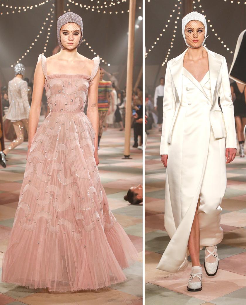 Dior Haute Couture, Dior Haute Couture Haute Couture Spring Summer 2019, Dior Dream Parade, Dior Couture, Maria Grazia Chiuri, Paris Fashion Week, Paris Couture Week, Fashion, Perfect Wedding Magazine, Perfect Wedding Blog