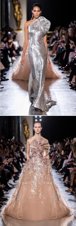 Elie Saab, Elie Saab Haute Couture, Elie Saab Spring Summer 2019 Haute Couture, Elie Saab Vida Paraiso Haute Couture Collection, Elie Saab Couture, Paris Fashion Week, Couture, Elie Saab Bride, Perfect Wedding Magazine, Perfect Wedding Blog
