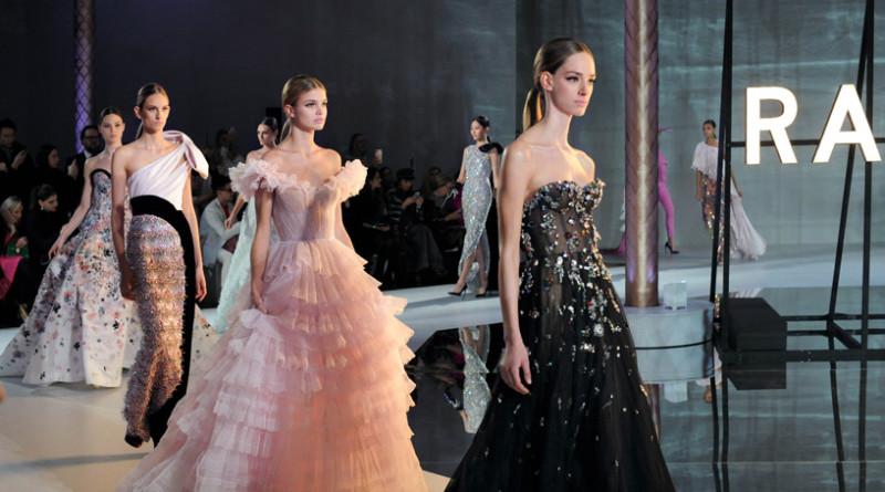 RalphandRusso, RalphandRusso Haute Couture, Haute Couture Spring Summer 2019, Ralph and Russo Haute Couture Spring Summer 2019, Haute Couture, Paris Fashion Week, Perfect Wedding Blog, Couture Bride,
