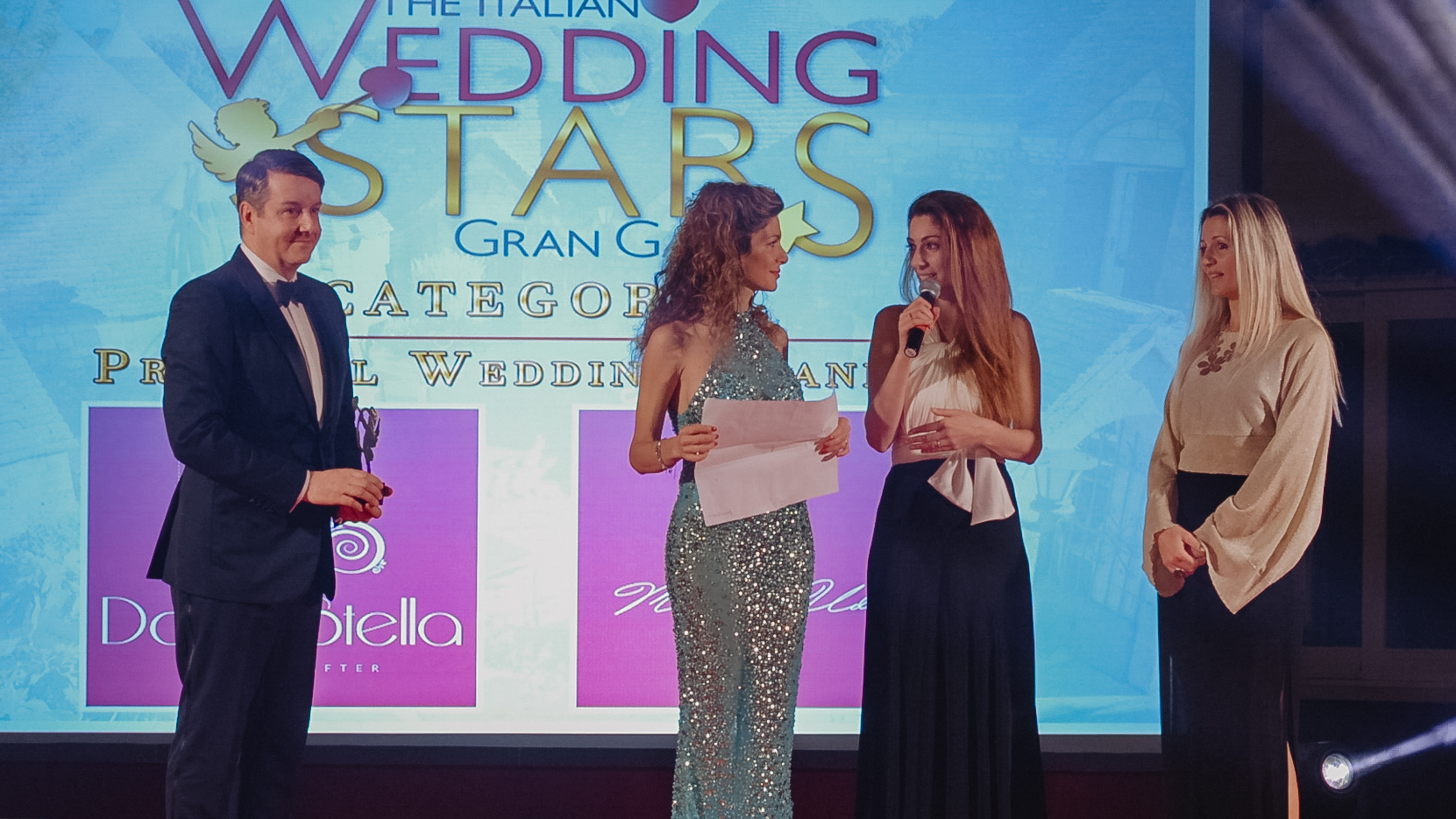 Perfect Wedding Magazine partners with The Italian Wedding Stars Gran Gala