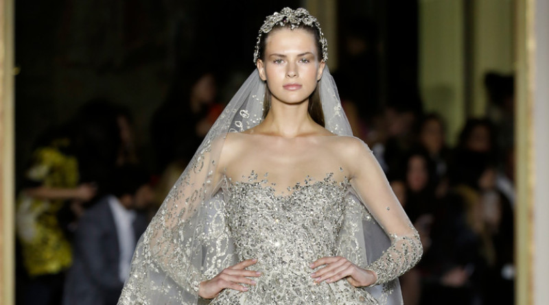 Zuhair Murad, Zuhair Murad Haute Couture, Zuhair Murad Aquatic Serenade, Haute Couture Week, Paris Fashion Week, Fashion, Zuhair Murad dress, Couture Bride, Perfect Wedding Magazine, Perfect Wedding Blog
