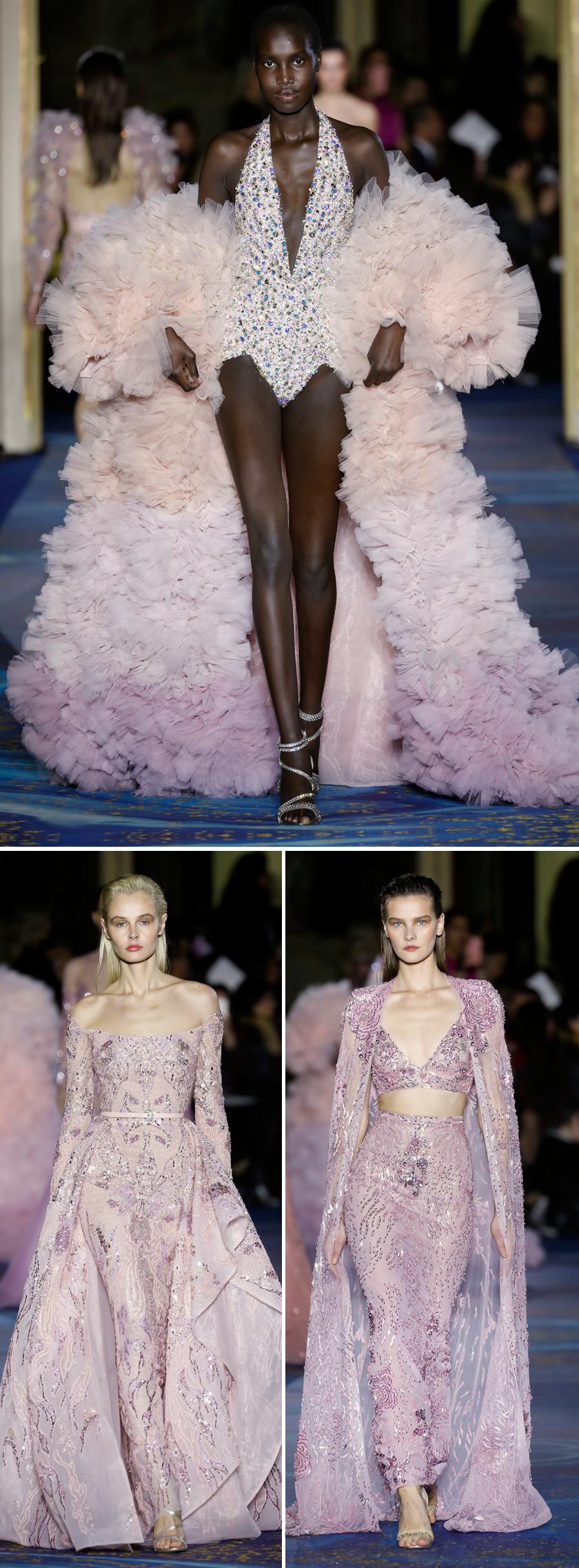 Zuhair Murad, Zuhair Murad Haute Couture, Zuhair Murad Aquatic Serenade, Haute Couture Week, Paris Fashion Week, Fashion, Zuhair Murad dress, Couture Bride, Perfect Wedding Magazine, Perfect Wedding Blog