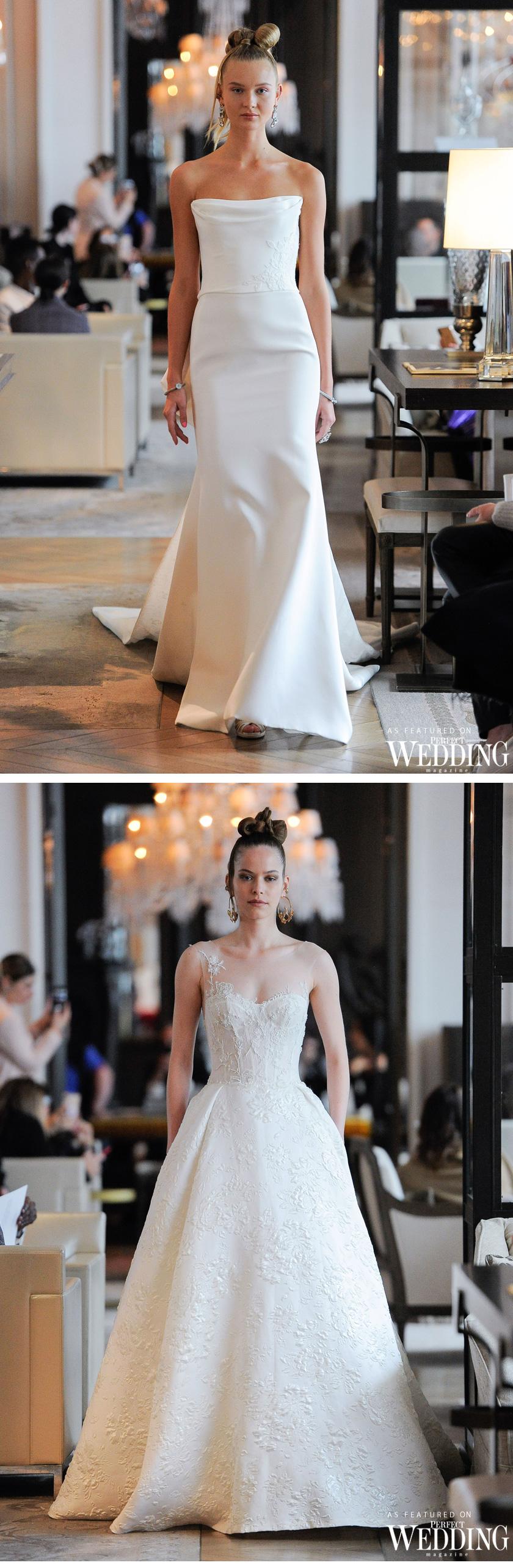 Ines Di Santo, IamInesDiSanto, NYFBridalWeek, NYBFW, Bridal Fashion Week, Weddings 2020, Spring 2020, Bridal Trends, Perfect Wedding Magazine, Perfect Wedding Blog