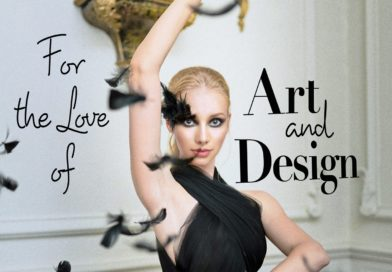 For The Love of Art and Design Perfect Wedding Magazine Cover