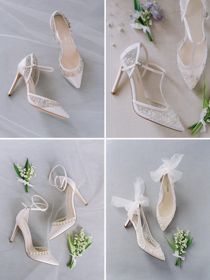 Bella Belle Shoes, Bella Belle Shoes Poetry of Love, Bella Belle Shoes 2020 collection, Bridal shoes, Lake Como, Perfect Wedding Magazine, Bridal Fashion, Bridal Beauty, Bride, Bella Belle Brides, Laura Gordon Photography, Joy Proctor, Zen Film Works, Harold James Paris, Shasta Bell Calligraphy, Veronica Halim Calligraphy, Centorose e un Tulipano, Paolo Sebastian, Rime Arodaky, Nicole and Felicia, Andrea Sedicim Costarellos, Xtabay Vintage, Claire La Faye, Bonggiwe Proctor, Twigs and Honey, Villa Sala Cabiati, Villa Balbiano, Locust Collection