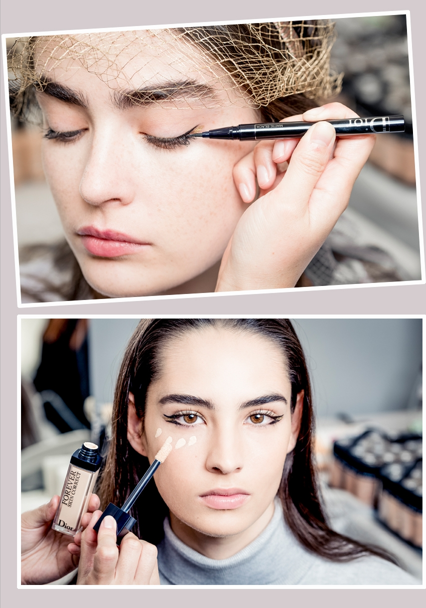 Dior, Dior Haute Couture, Dior Makeup, Dior Show, Maria Grazia Chiuri, Peter Philips, Bridal Beauty, Bridal Makeup, makeup Trends in 2020, Paris Fashion Week, Paris, Couture Week, Dior Lovers, Perfect Wedding Magazine, Perfect Wedding Blog,