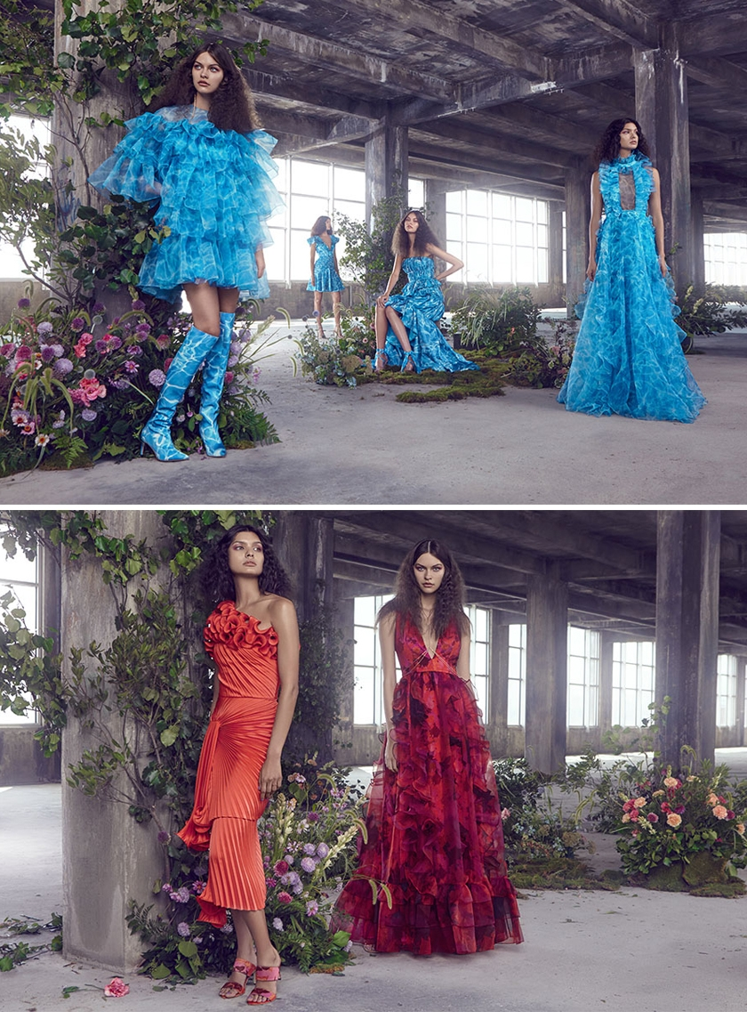 Flor et.al Spring 2020 collection is inspired in powerful woman Perfect Wedding Magazine