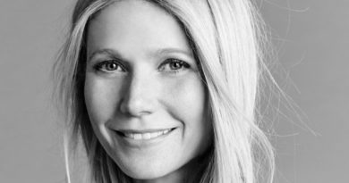 Gweyneth Paltrow founder of goop, the modern lifestyle brand