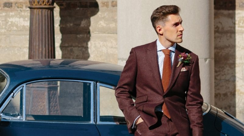 Surmesur styled suit Perfect Wedding Magazine