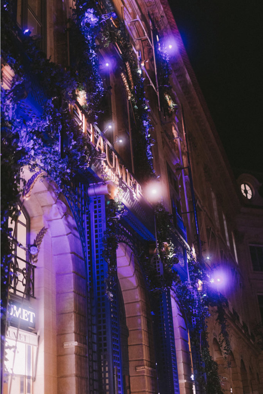 Chaumet Parisian jewellery opens its renovated store in Place Vendome Perfect Wedding Magazine