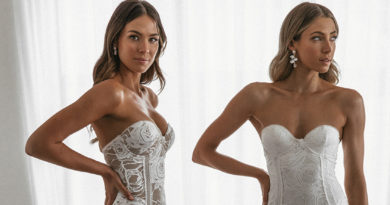 Grace Loves Lace new bustier dress Perfect Wedding Magazine