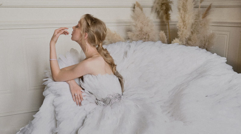 Bride ballerina inspiration in Perfect Wedding Magazine