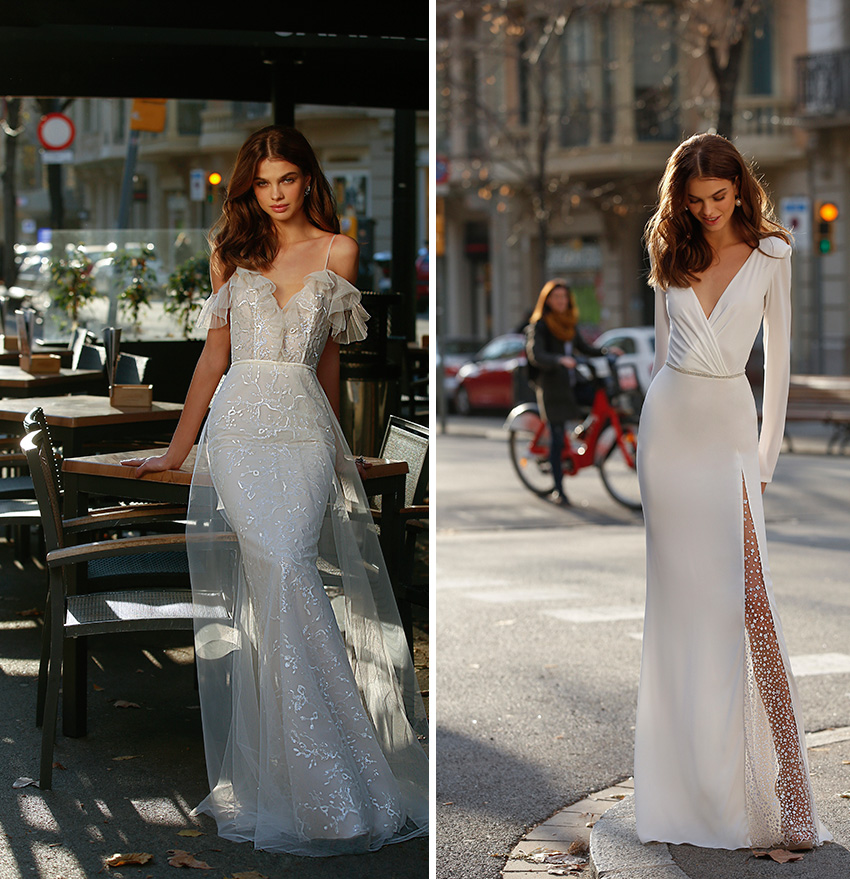 jolie. bridal use of new special craftsmanship techniques as featured in Perfect Wedding Magazine