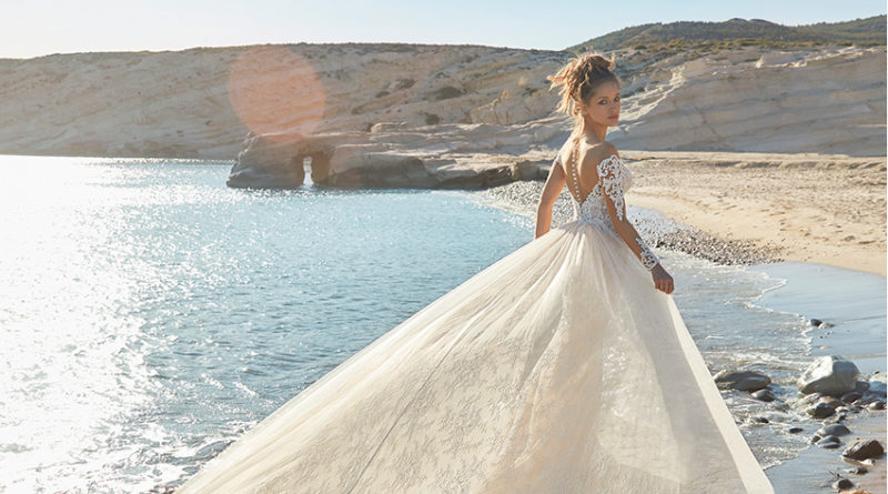 Ines by Ines Di Santo Spring 2021 bridal collection