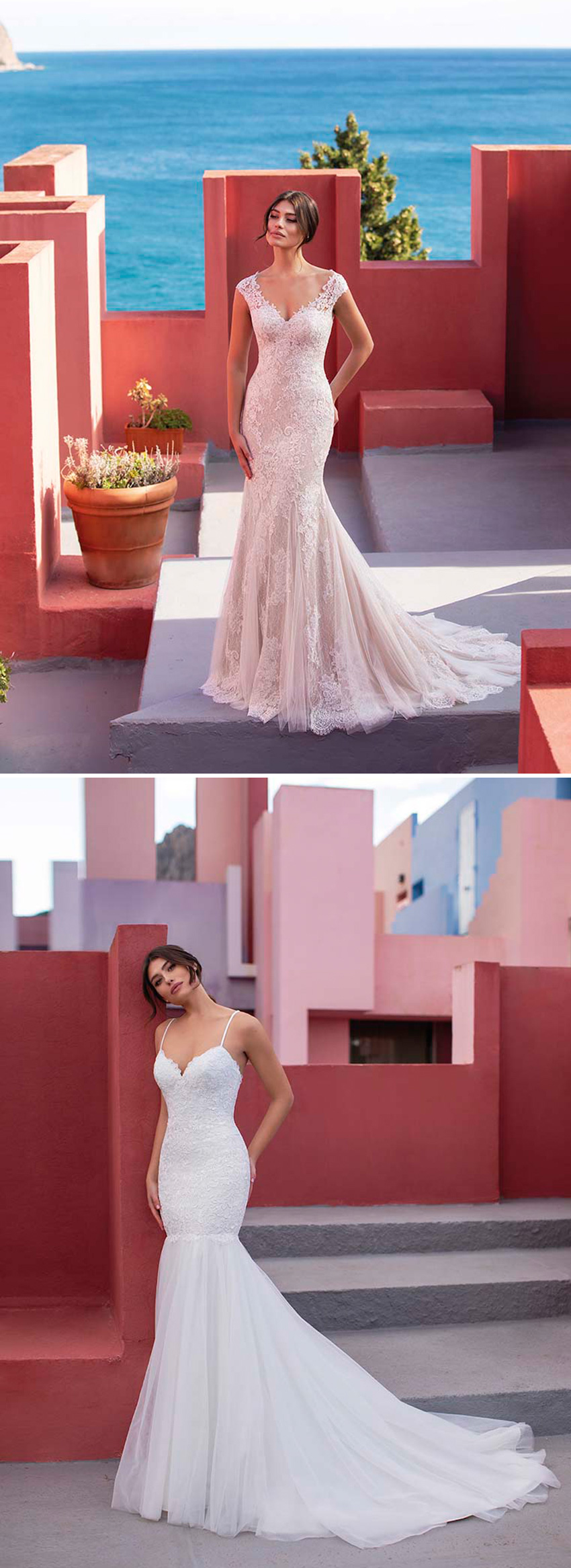 White One bridal collection DayDream new dresses in Perfect Wedding Magazine