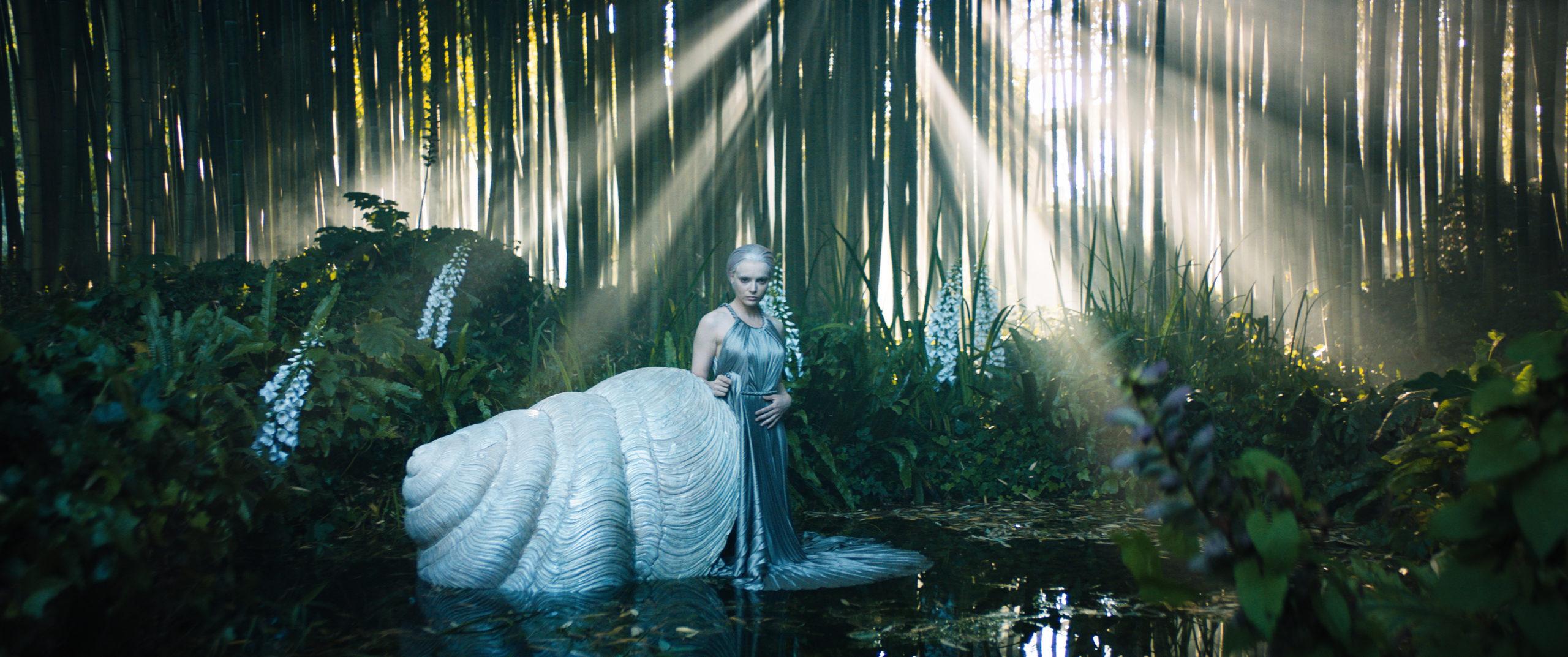 Dior Haute Couture Fall Winter 2020-21 film scenography in Perfect Wedding Magazine