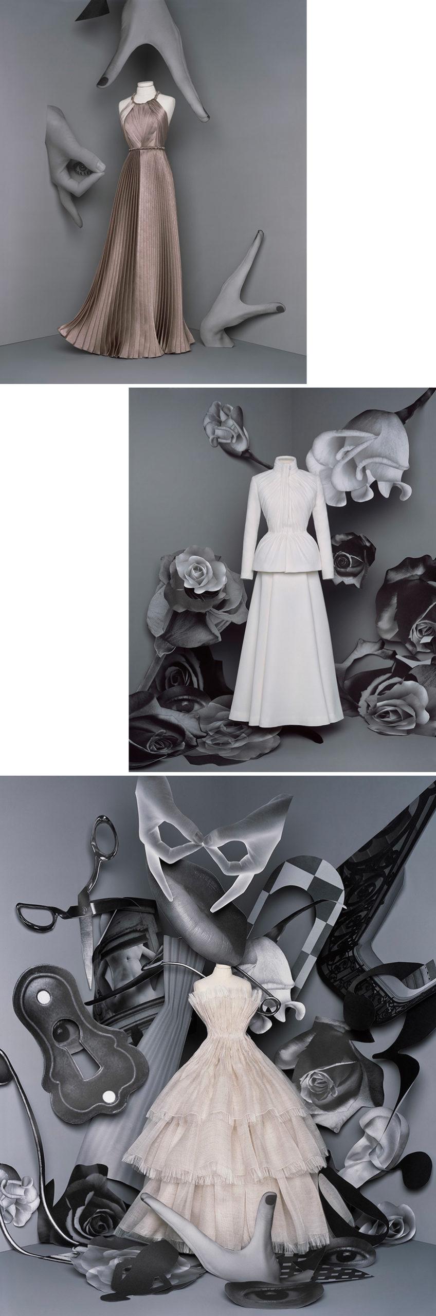 Dior Haute Couture F/W 2020-21 collection by Maria Grazia Chiuri in Perfect Wedding Magazine