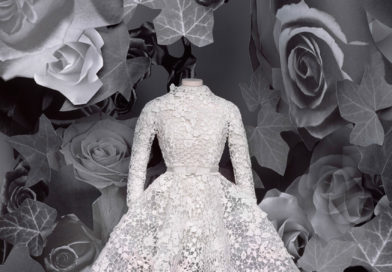 Dior Haute Couture F/W 2020-21 collection produced entirely by hand featured in Perfect Wedding Magazine
