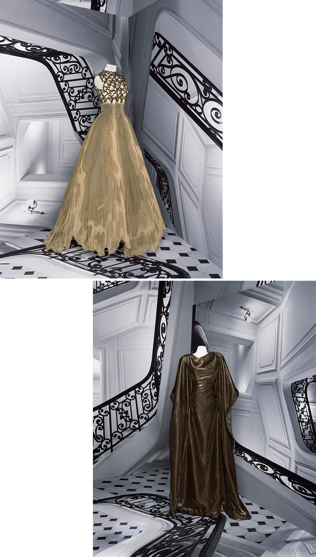 Dior Haute Couture F/W 2020-21 collection reinterprets the female body