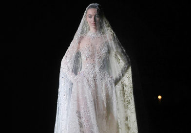 Georges Hobeika Haute Couture fall winter 2020-21 collection presented the couture bride, Perfect Wedding Magazine