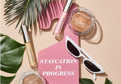 Buxom Staycation Vibes Primer infused bronzer is your lasting summer glow featured in Perfect Wedding Magazine
