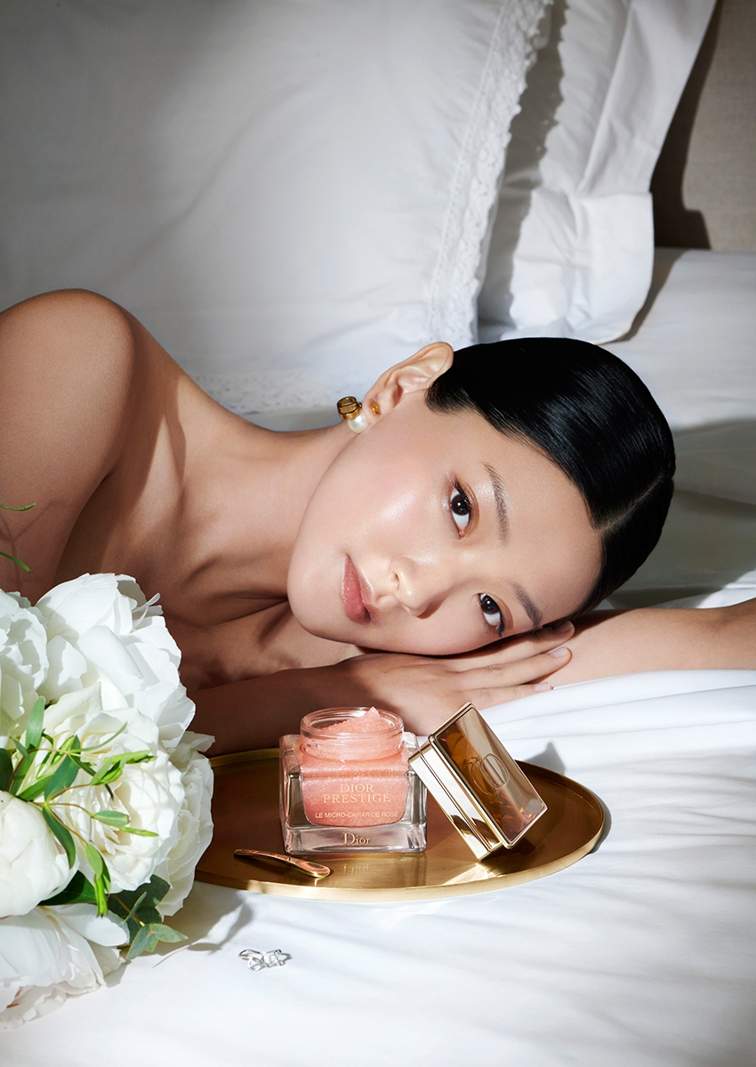 Prepare your skin for your wedding day with Dior Skincare, Dior Prestige featured in Perfect Wedding Magazine