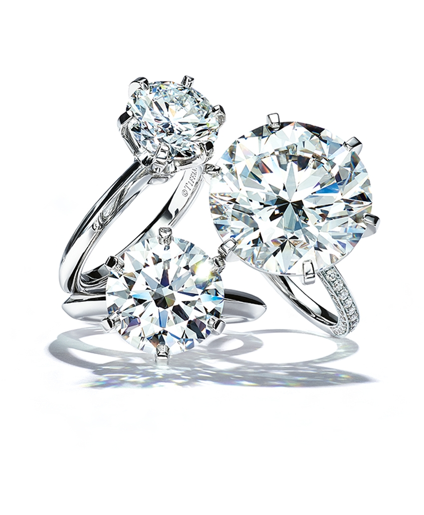 Tiffany & Co. offers diamond traceability of your diamond engagement ring read article in Perfect Wedding Magazine