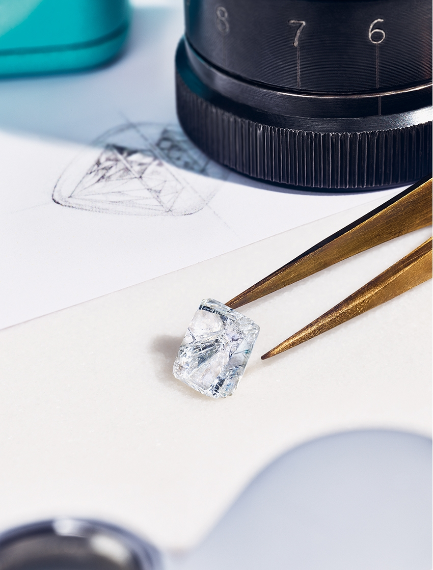 Tiffany & Co. commitment to environmental responsibility read article in Perfect Wedding Magazine