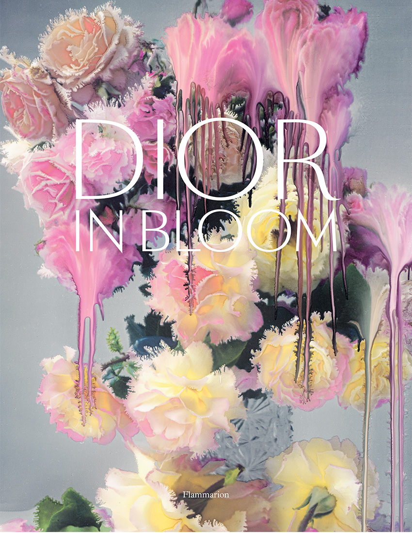 Dior in Bloom published by Editions Flammarion a content dedicated for Christian Dior's love for flowers featured in Perfect Wedding Magazine
